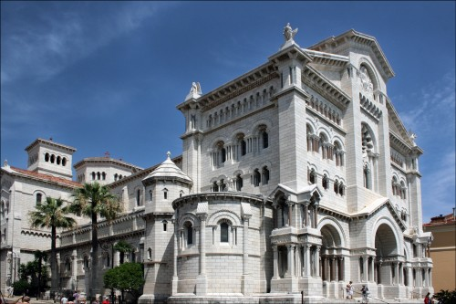 Cathedral of Monaco