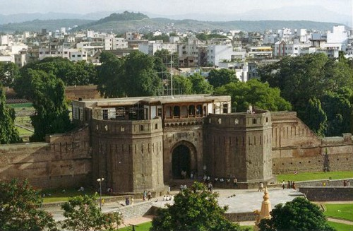 Shaniwarwada Fort in Pune
