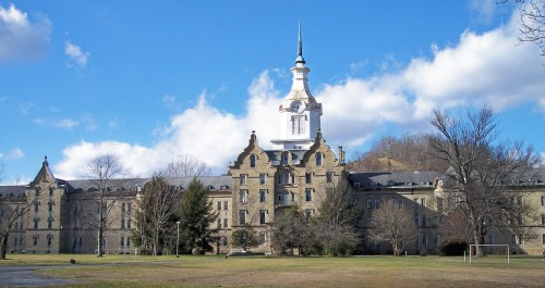 Trans- Allegheny Asylum in West Virginia