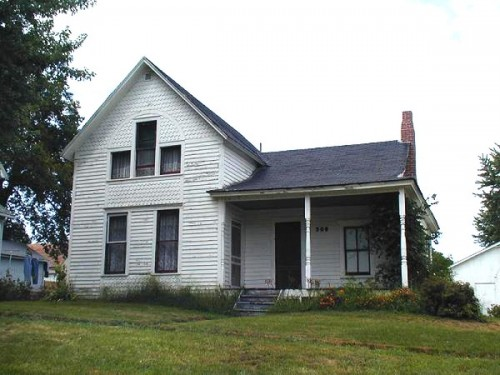 Villisca Axe House in Lowa