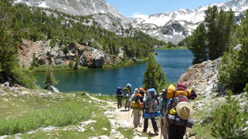 Hiking and Backpacking Safely