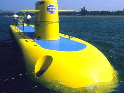 Vimantaitalay Submarine