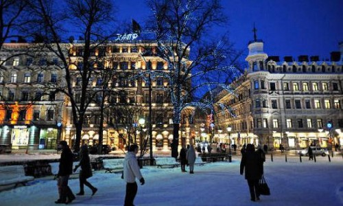 Old world charm in Helsinki