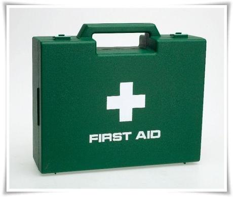 First aid items you should take on holiday