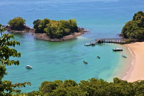 Isla Coiba National Park