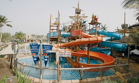 SplashLand and WonderLand