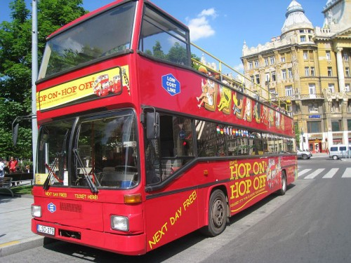 Hop-On-Hop-Off Bus Tour