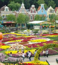 Everland, Yongin, South Korea