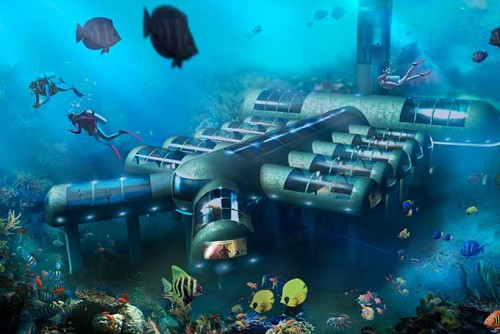 Underwater Hotel is closer to reality than you think