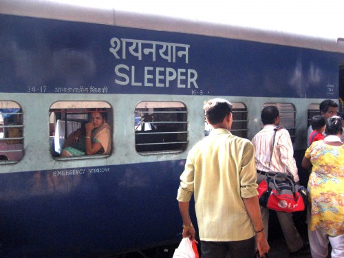 Want to Travel in India by Rail