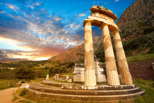 Delphi for History buffs
