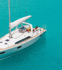 Yacht charter in Greece